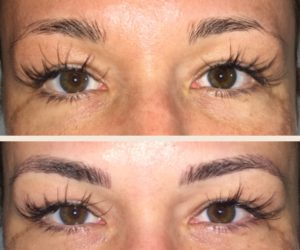 eyebrows microblading dallas